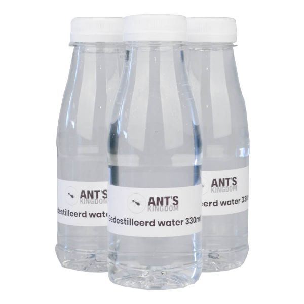 Ant's Kingdom gedestilleerd water 330ml