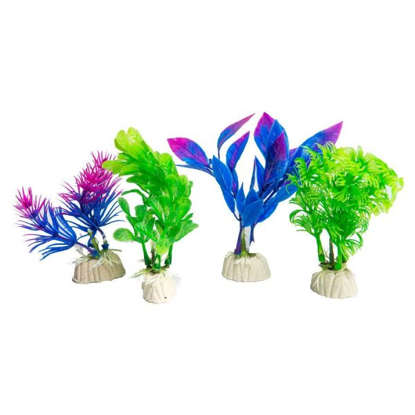 Artificial flowers set