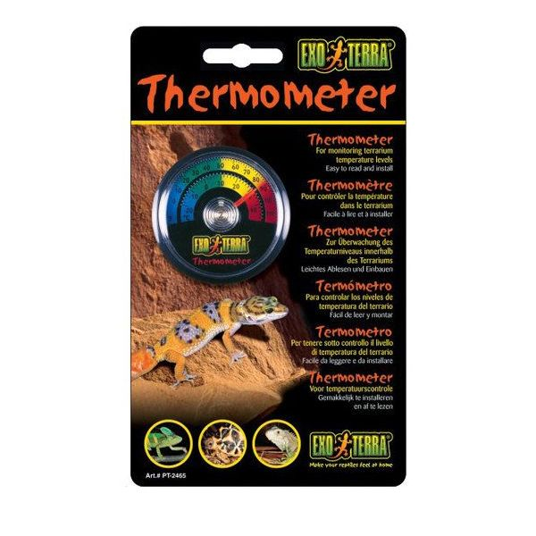 Exo terra thermometer package